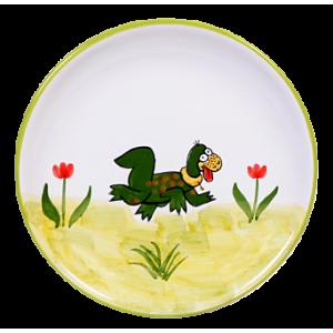 Dínó  Reggelizős tányér