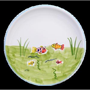 Hal Reggelizős tányér