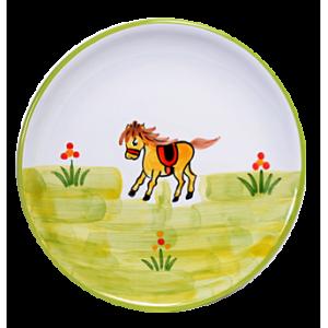 Ló  Reggelizős tányér