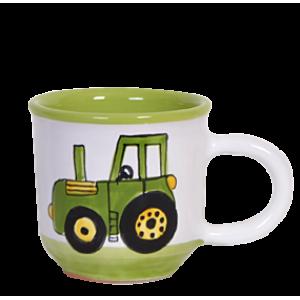 Traktor Gyerek bögre