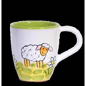 Bárány Tejeskávés bögre