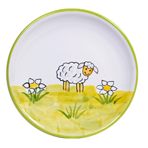 Bárány  Reggelizős tányér