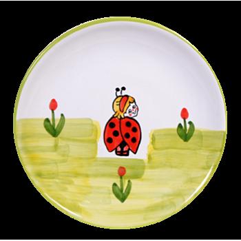 Katica Reggelizős tányér