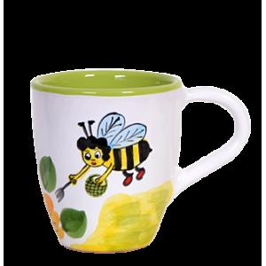 Méhecske Tejeskávés bögre