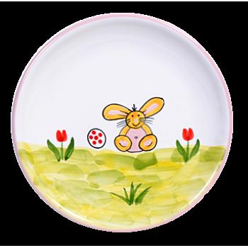 Nyúl Reggelizős tányér